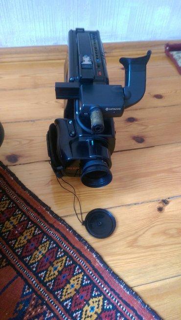 Bakı şəhərində Video kamera hitachi satilir. 1994 ilde almaniyadan getirilib,ishtek v- şəkil 4