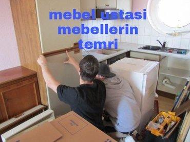 Bakı şəhərində Mebel ustasi