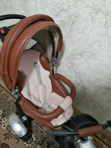 Продаю *Детский трехколесный велосипед фермы:( Lianjoy trike)  *Бу/ Со
