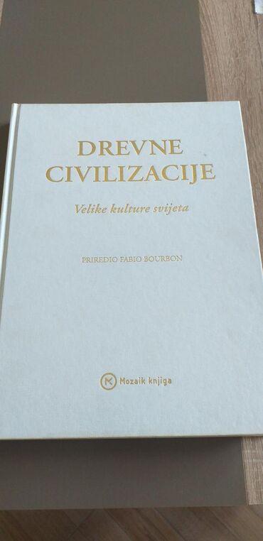Civiluk - Srbija: Fabio Bourbon Drevne civilizacije. Mozaik knjiga.Štampano u