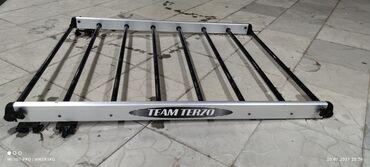 Багажник на крышу авто оригинал Япония размер ширина 85 см длина 105