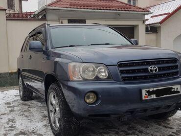 диски на иксбокс в Кыргызстан: Toyota Highlander 3 л. 2002 | 210965 км