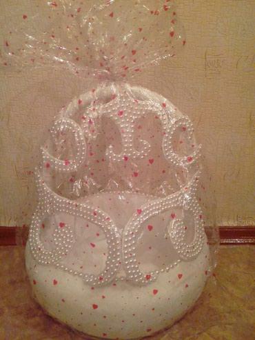 Подарочная новогодняя корзина. Новая. в Бишкек