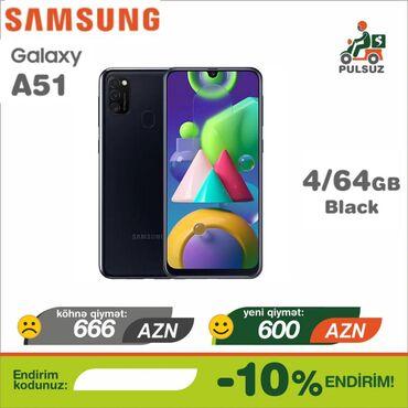 Samsung Novxanıda: Yeni Samsung A51 64 GB