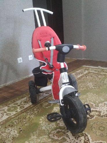 детский велосипед 90 х годов в Кыргызстан: Детский трёхколёсный велосипед Lexus Trike. Большие надувные колеса,с