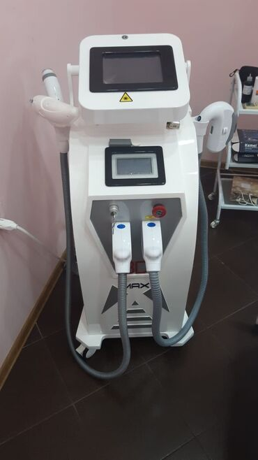 lazer epilyasiya aparat - Azərbaycan: Lazer epilyasiya aparatı yeni kimidir az işlənib qarantiyası var