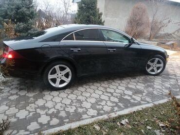 Mercedes-Benz - Наличие: В наличии - Сокулук: Mercedes-Benz CLS 500 5 л. 2005   161117 км
