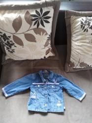Dečije jakne i kaputi | Sopot: Teksas jaknica 24m