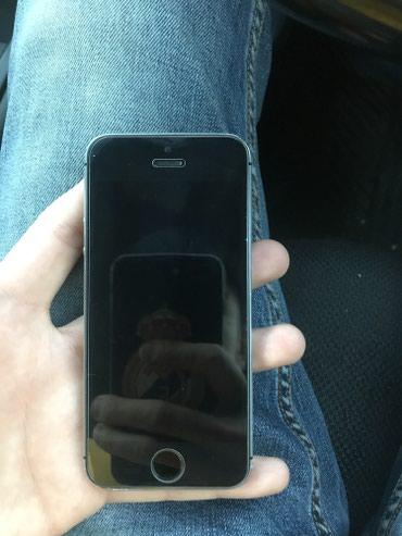Iphone 5s/16 gb space gray состояние хорошее есть в Бишкек