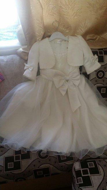 Нарядное платье. отличное качество. в Бишкек