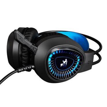 1269 объявлений: Headset V1000 USB 7.1 микрофон, кабель 2 м, подсветка