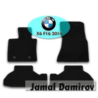 """bmw-x6-xdrive30d-steptronic - Azərbaycan: BMW X6 F16 2014 üçün kovrolit ayaqaltilar.""""AILERON"""", """"NOVLINE"""""""
