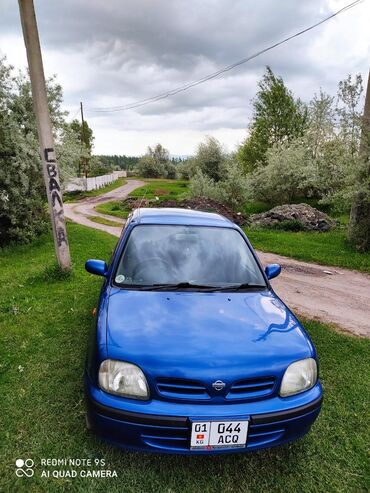 Nissan March 1 л. 1997 | 164690 км