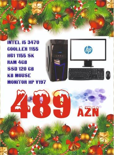Bakı şəhərində Core i5 Personal Kompyuter