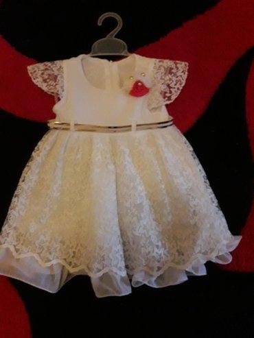 Sumqayıt şəhərində платье для девочки, на возраст 1-1.5 года, состояние  новой, мы праздн