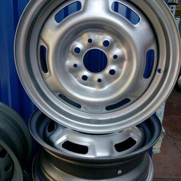 r13 диски в Кыргызстан: Штампованные диски R13 на ВАЗ. 4 шт
