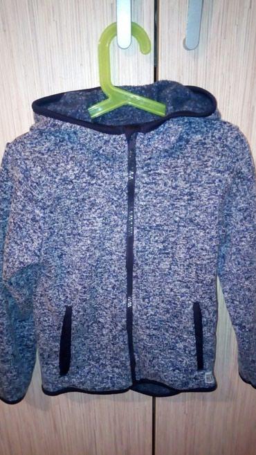 Dečije jakne i kaputi | Sabac: Duks ili dzemper nov prelep za proleće idealan vel122/128