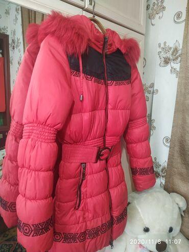 летние шины на 14 цена в Кыргызстан: Продаю теплую зимнию куртку для девочки.Примерно для возраста 13-14