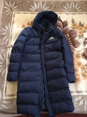 Куртки - Лебединовка: Продаю зимнюю куртку.Ниже колен,носил два месяца!!!! Размер L-XL