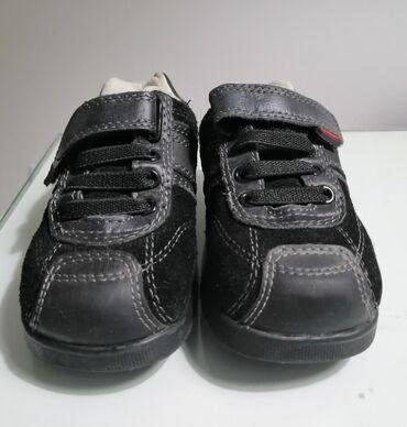 Pre cipelice broj - Srbija: Cipelice za dečake, američkog proizvođača Pediped, broj 22. Crne su