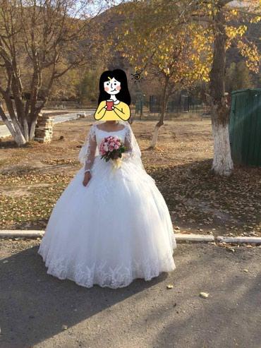 Продаю новое свадебное платье, в Бишкек