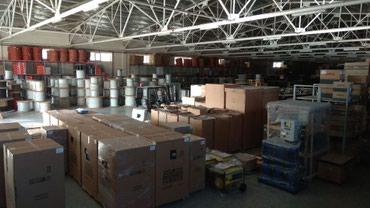аренда помещений под пищевое производство в Азербайджан: Аренда склада 3200 кв\м Срочно на Шамахинском шоссе в р-не Вольво на
