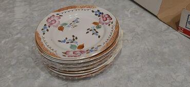 Советские тарелки 17 шт 1 шт за 100 сом