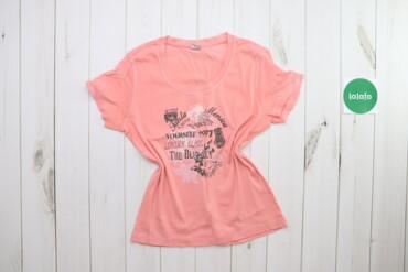Жіноча футболка Santa Monica, p. L    Довжина: 59 см Ширина плечей: 38