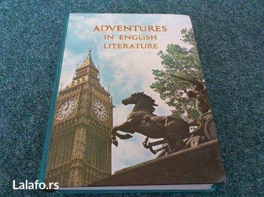 Pre - Srbija: Naslov: adventures in english literature (classic edition) autor(i)