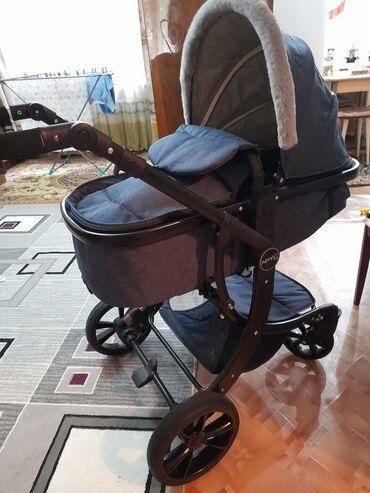 дом на колесах цена бишкек в Кыргызстан: Продаю б/у коляску. Пользовались мало и только дома. Состояние идеальн