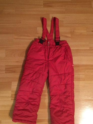 Dečije Farmerke i Pantalone | Krusevac: Odlicne ski pantalone. Nema nikakvih ostecenja sve je ispravno. Stanje