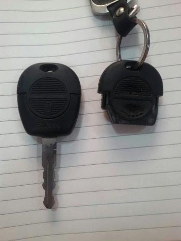 Ремонт ключей ниссан , замена кнопок в Бишкек