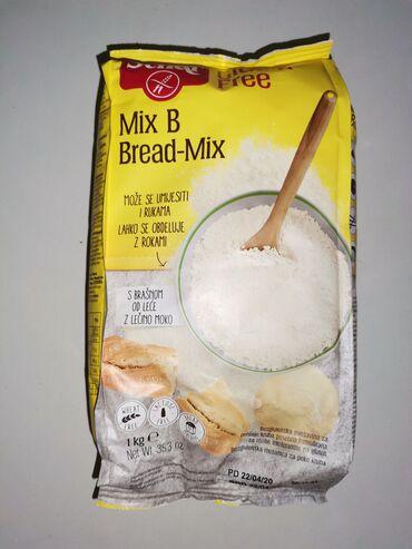 Bez Glutena braano Schar mix b Prodajem jer mi ne odgovara brasno
