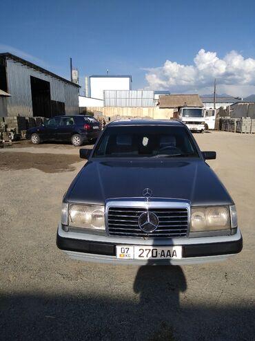 двигатель мерседес 124 2 3 бензин в Кыргызстан: Mercedes-Benz W124 2.3 л. 1989