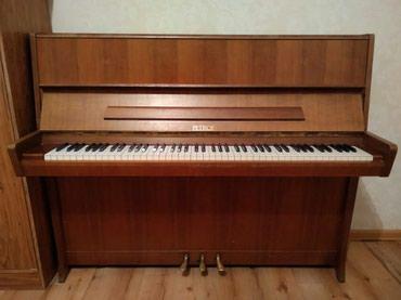 Продаю пианино Чешское Petroff. в Бишкек