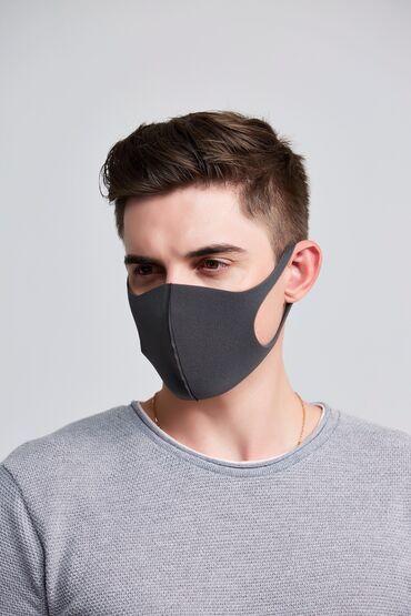 Многоразовые губчатые маски премиального