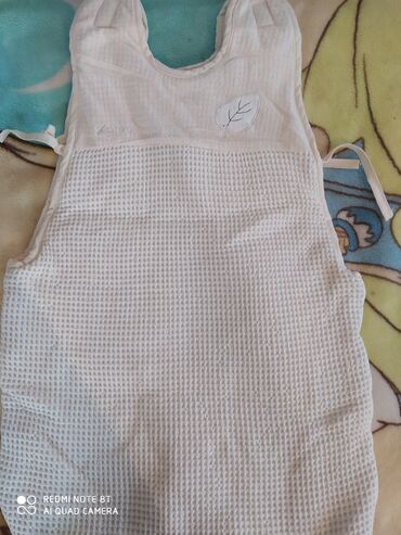 Спальный мешочек для малышей, 100% х/ б, очень теплый, мягкий
