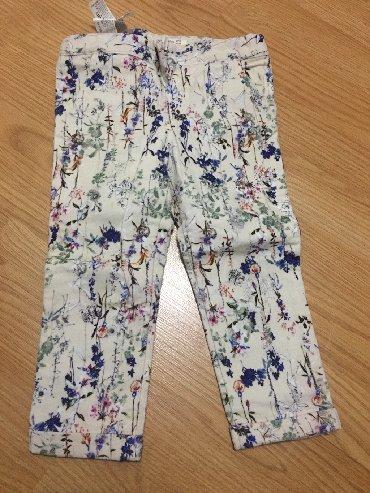 Nove Zara pantalonice, vel 2-3