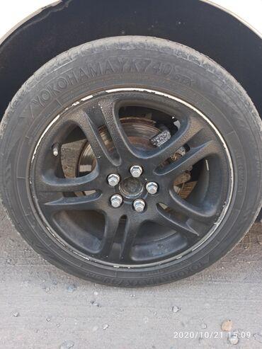 размер шин 18565 r15 в Кыргызстан: Меняю диски ! данный размер 17 . Обмен на 195/65/R15. С зимними