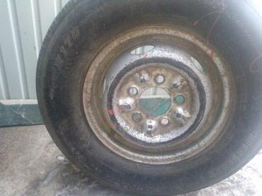 Продам колесо от Мерседес бус сапог , цена договорная в Кызыл-Суу
