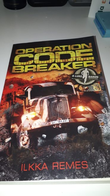 Operation :Code Breaker  Τιμή: 5€ Τηλέφωνο: 9 σε Athens
