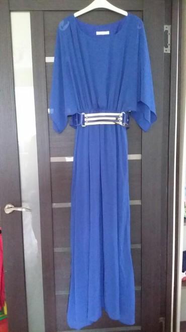Платье на праздник Турецкое хорошо сидит р.52-54 носили 3-4раза