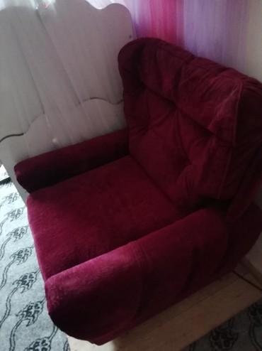 атлант кресло в Азербайджан: Б/у кресло в хорошем состоянии  20 AZN Адрес: Сураханы