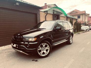 BMW - Бишкек: BMW X5 M 3 л. 2003 | 279000 км