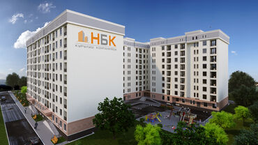 рулевая рейка honda fit в Кыргызстан: Продается квартира: 3 комнаты, 107 кв. м