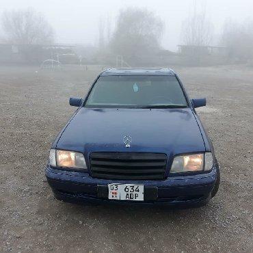 Mercedes-Benz C 180 1.8 л. 2003 | 356000 км