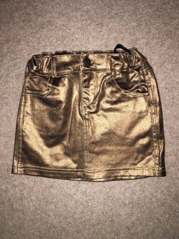 Zara юбка, состояние отличное, размер: 4-6лет