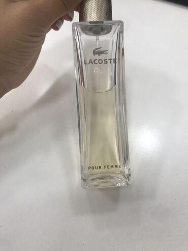 Парфюмерия - Бишкек: Духи Lacoste, производство ОЭ. Флакон 90 ml. Классический аромат