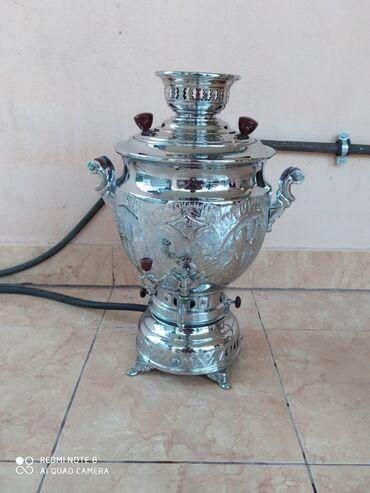 qaz balasi - Azərbaycan: 7 lt qaz somavari satilir.15 gun iwlenib oda yoxlamaq ucun real alici