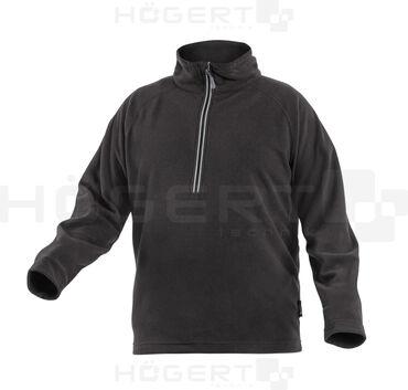 Muška odeća | Subotica: BLUZA POLAR HOGERT CRNA S